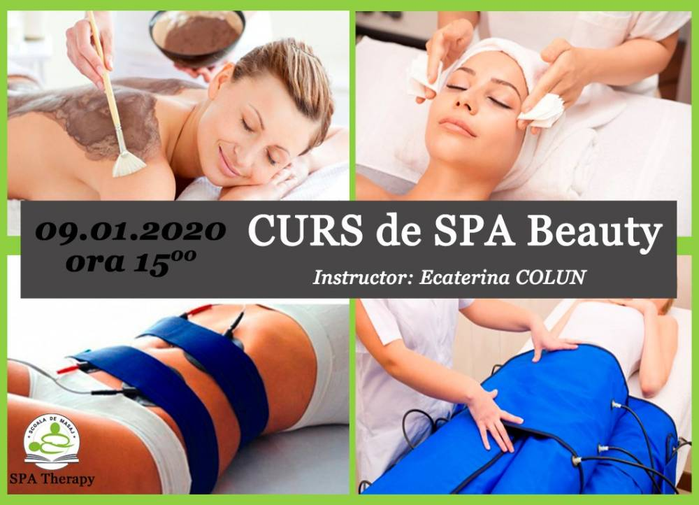 Curs de Spa Beauty